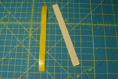 Quilt Ruler Grips - Step 2