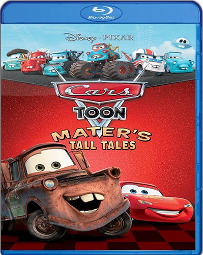 Cars Toons: Mater's Tall Tales [2008] [BD25] [Latino]