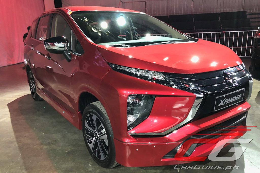 Mitsubishi Philippines Launched Much-Awaited Xpander MPV