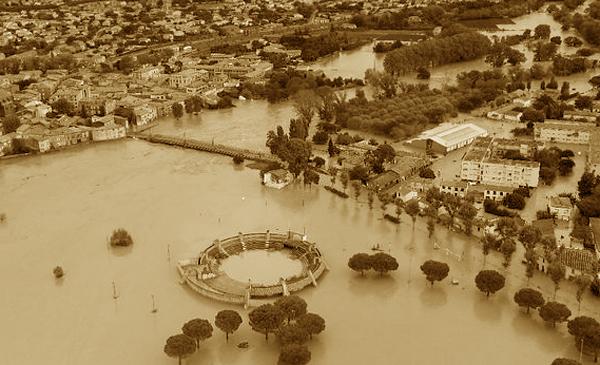 Inondation Languedoc