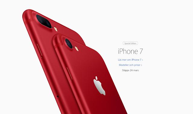 uppföljare till iPhone SE under årets mars-event från Apple. Däremot  avslöjade. Apple att man kommer släppa iPhone SE med 32 och 128 GB inbyggt  minne. Detta 3182a65f94279