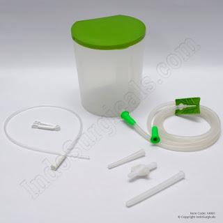Plastic Enema Kit
