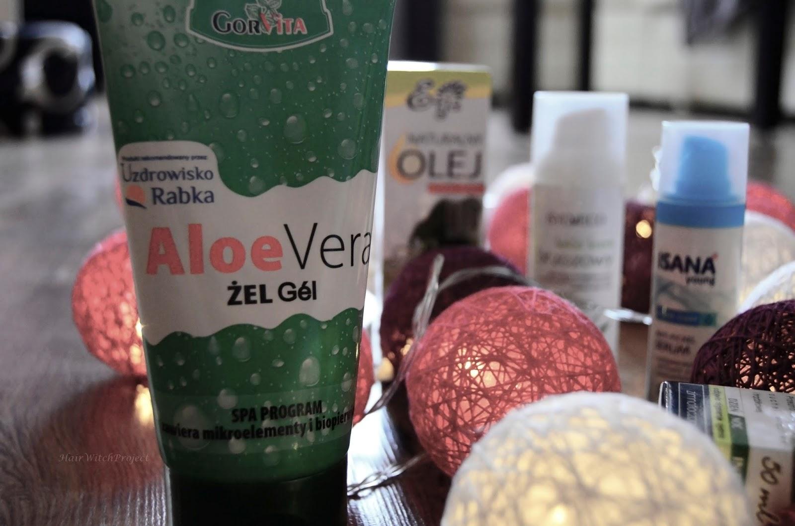 kosmetyki | pielęgnacja | trądzik | żel aloesowy