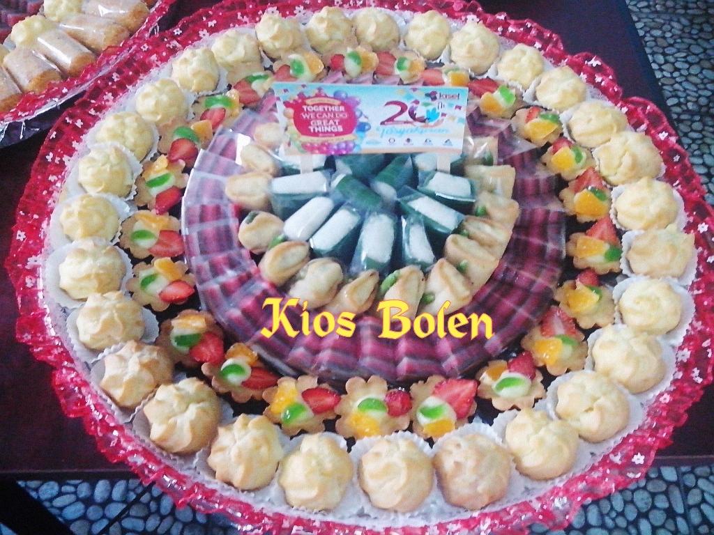 Kios Bolen Semarang Snack Tampah
