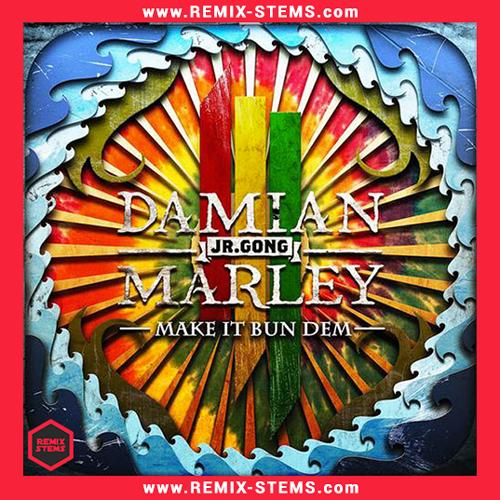 Skrillex & Damian Marley - Make It Bun Dem (Remix Stems) | REMiX