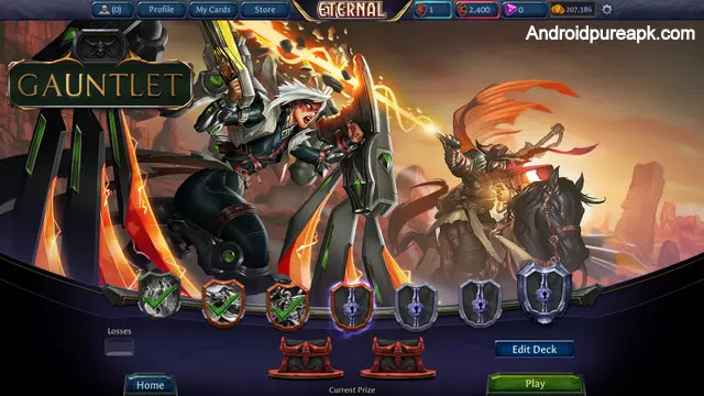 Eternal Card Game Apk