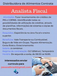 Analista Fiscal