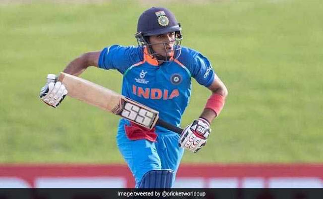 Under 19 World Cup: Will the red handkerchief prove to be auspicious for Shubman in the final?