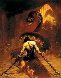 Conan es a kigyo a vörös citadellában