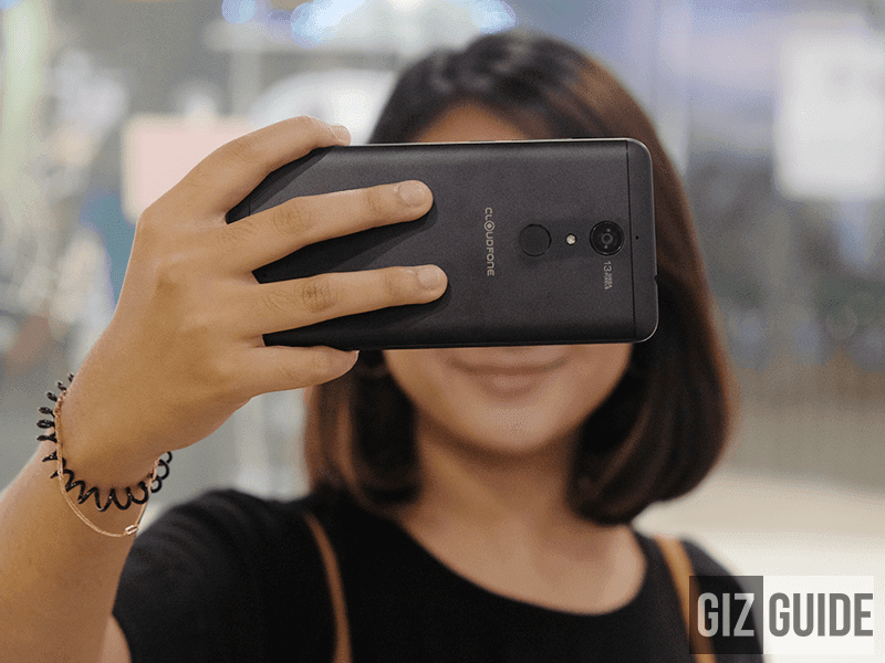 Cloudfone Next Infinity Review - Camera-centric 18:9 at PHP 7K!