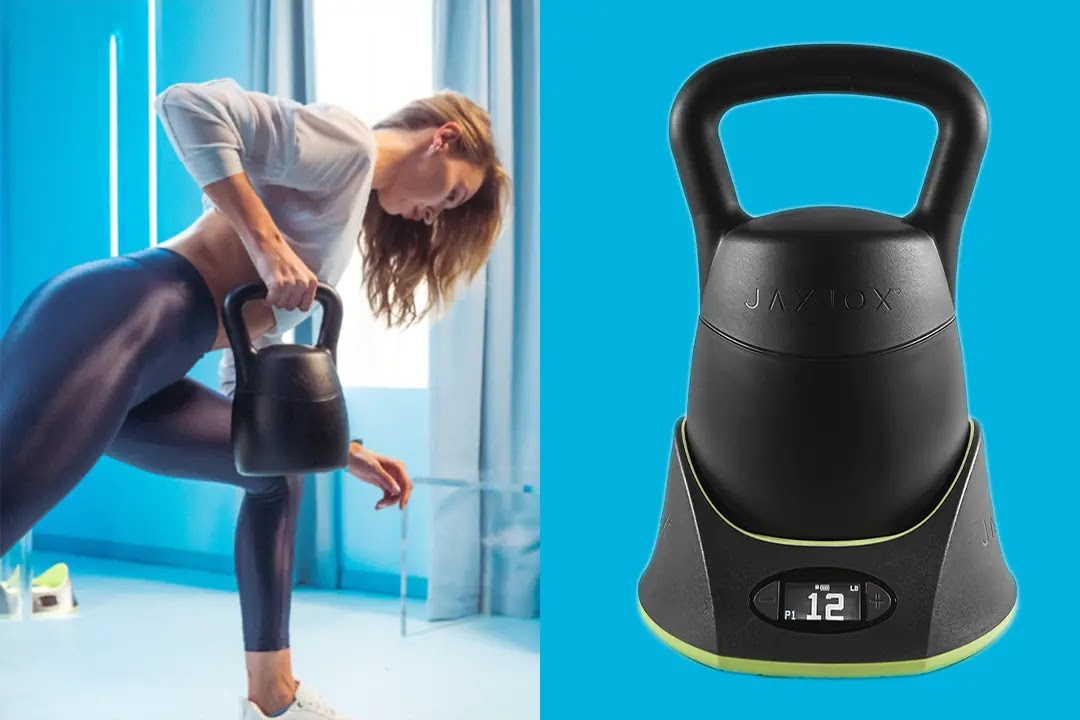 Jaxjox Kettlebell Connect