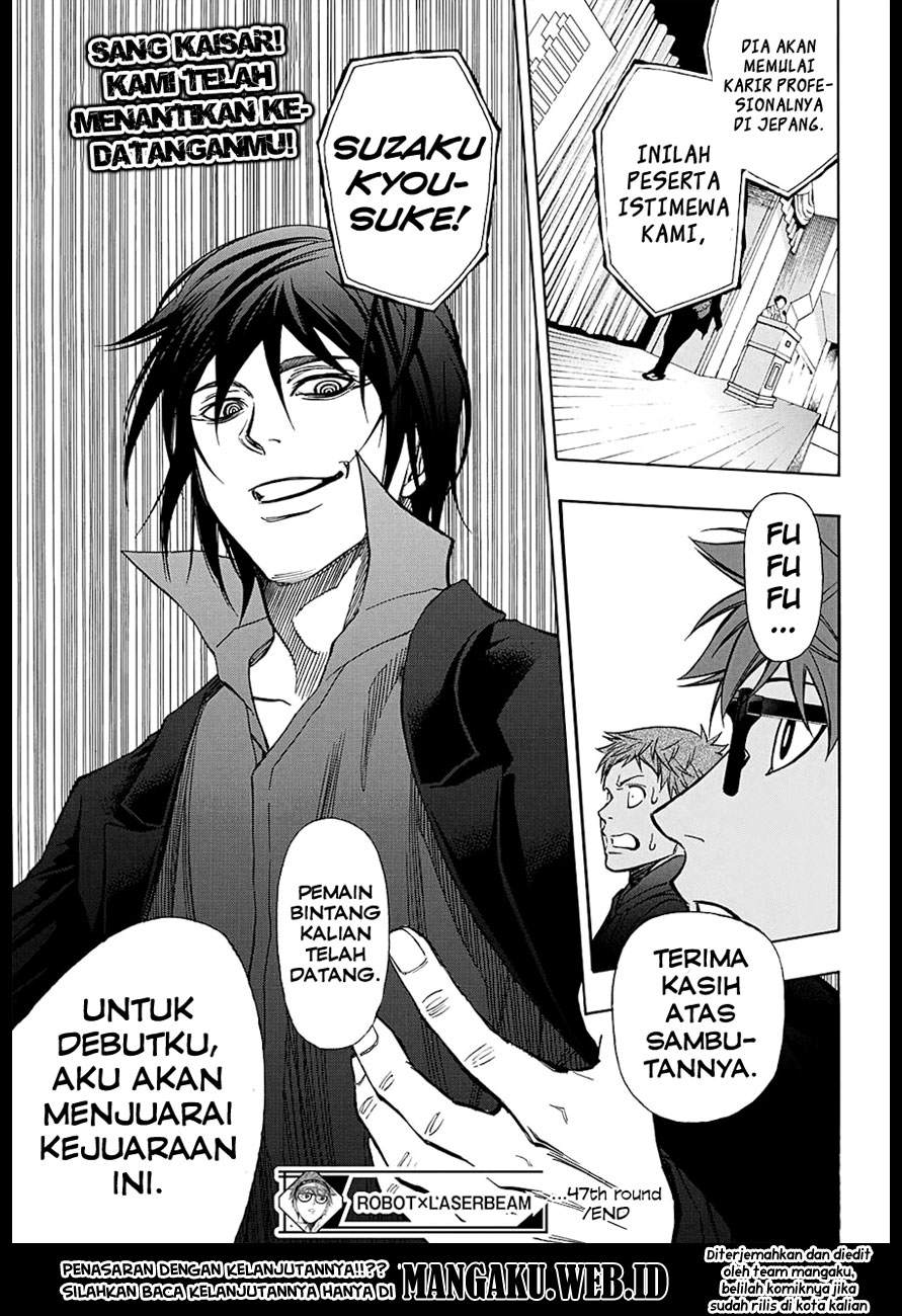 Komik robot x laserbeam 047 - chapter 47 48 Indonesia robot x laserbeam 047 - chapter 47 Terbaru 20|Baca Manga Komik Indonesia