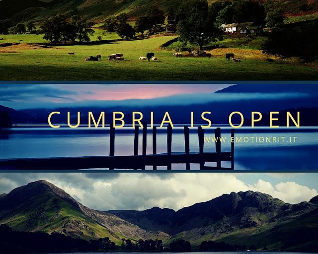 Visitare la Cumbria in Inghilterra