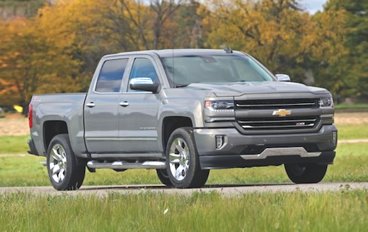 2018 chevy silverado ss release date and review cars authority. Black Bedroom Furniture Sets. Home Design Ideas