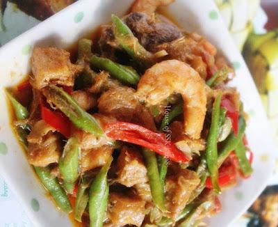 Resepi Sambal Goreng Style Melayu