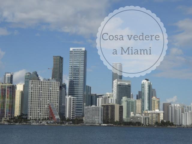 Cosa vedere a Miami: skyline di Downtown