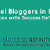 Top Travel Bloggers in India who can define success
