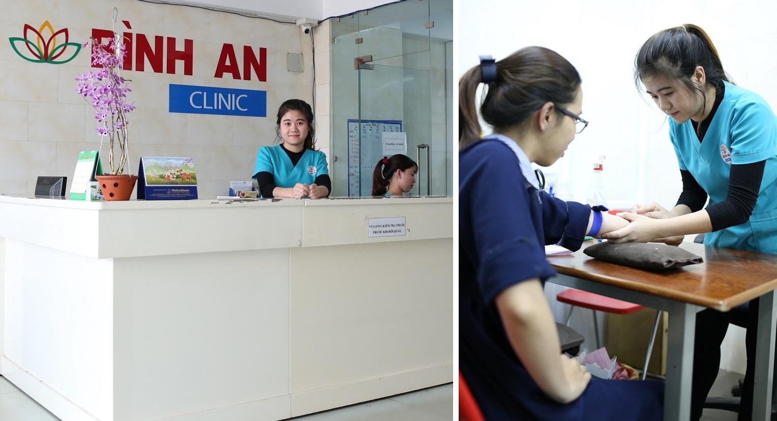 Phòng khám đa khoa đạt chuẩn đầu tiên ở Gia Lai có khám bảo hiểm y tế