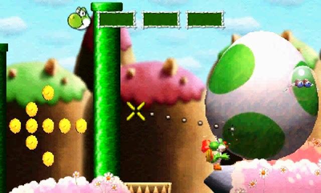 Yoshi's New Island screenshot 1