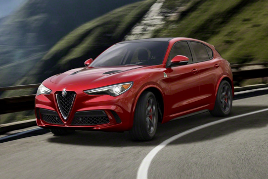 2018 Alfa Romeo Stelvio Price and Reviews and Specs