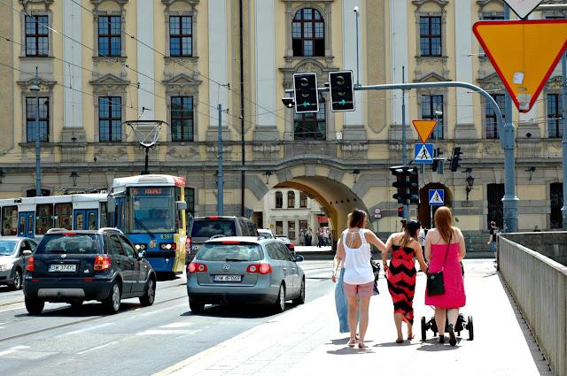 Weekendowe kadry. Wrocław.