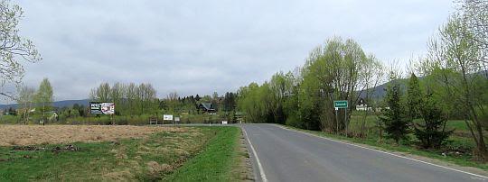 Wieś Smerek.