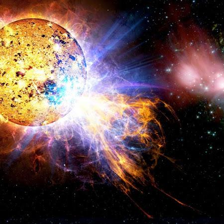 Supernova vs Hypernova (page 2) - Pics about space