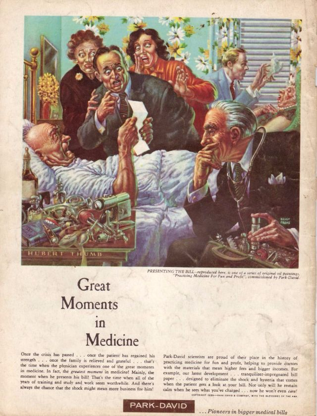 55 Vintage Spoof Ads by MAD Magazine From Between the 1950s