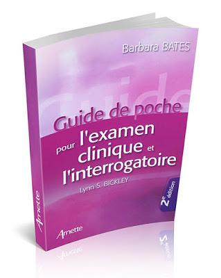 Télécharger Livre Gratuit Guide de Poche pour L'examen Clinique et L'interrogatoire pdf