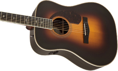 Guitar Fender PM-1 Deluxe Dreadnought