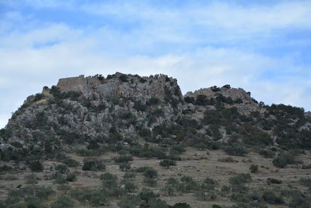 Το κάστρο Θερμησίας