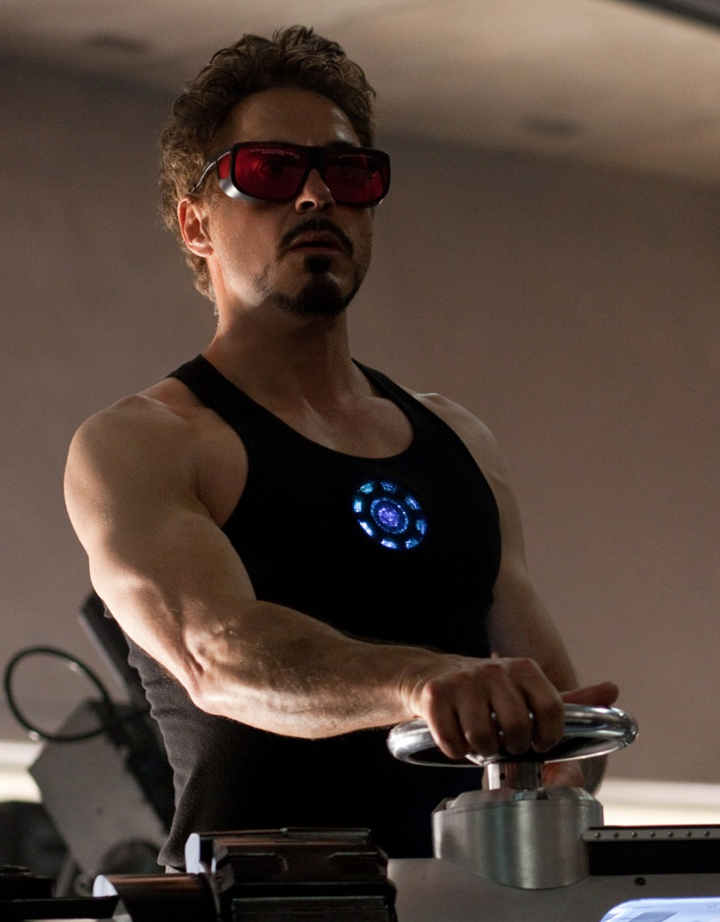 Passion for Movies: Robert Downey Jr : The Iron Man