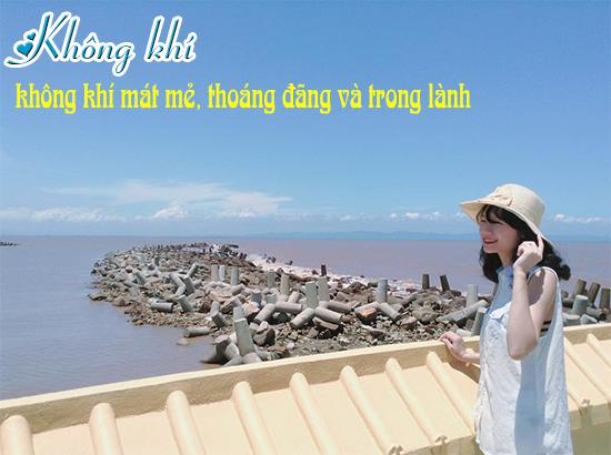 Du lịch Hải Phòng trải nghiệm sống chậm trên đảo Hòn Dáu