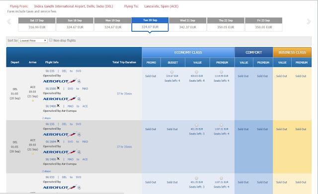 Ir de Asia a Gran Canaria, hasta cuatro veces más caro con Aero