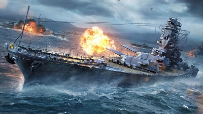 Free to play World of Warships