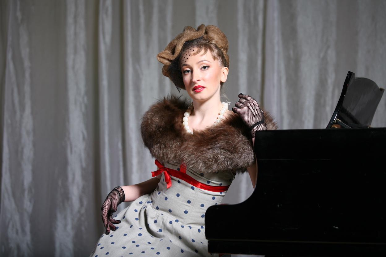 Дизайнер одежды Мария Новикова