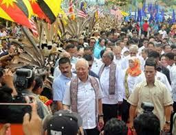 Uggah: Najib has brought much development to S'wak
