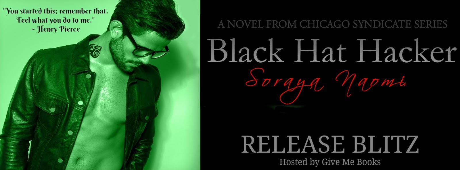 The Reading Diaries: Release Blitz: Black Hat Hacker