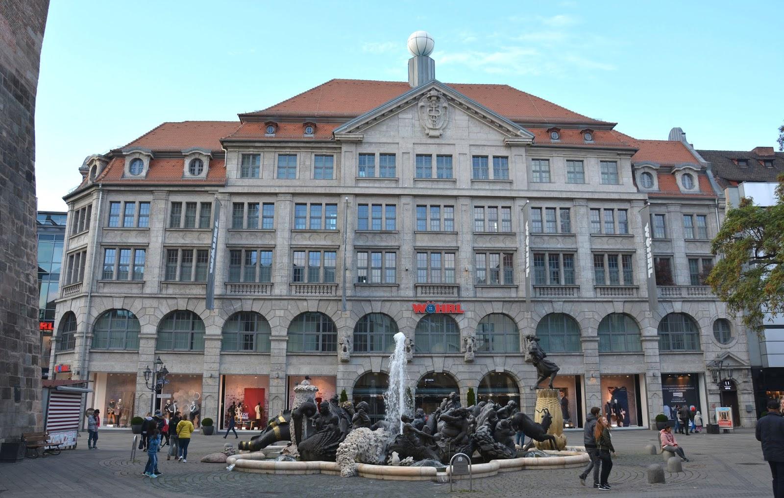 Kaufhaus Nürnberg