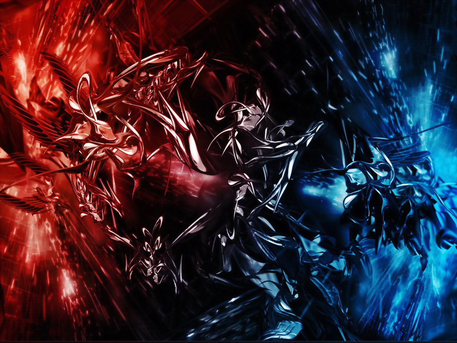 Anime Wallpaper Abstract Wallpapers