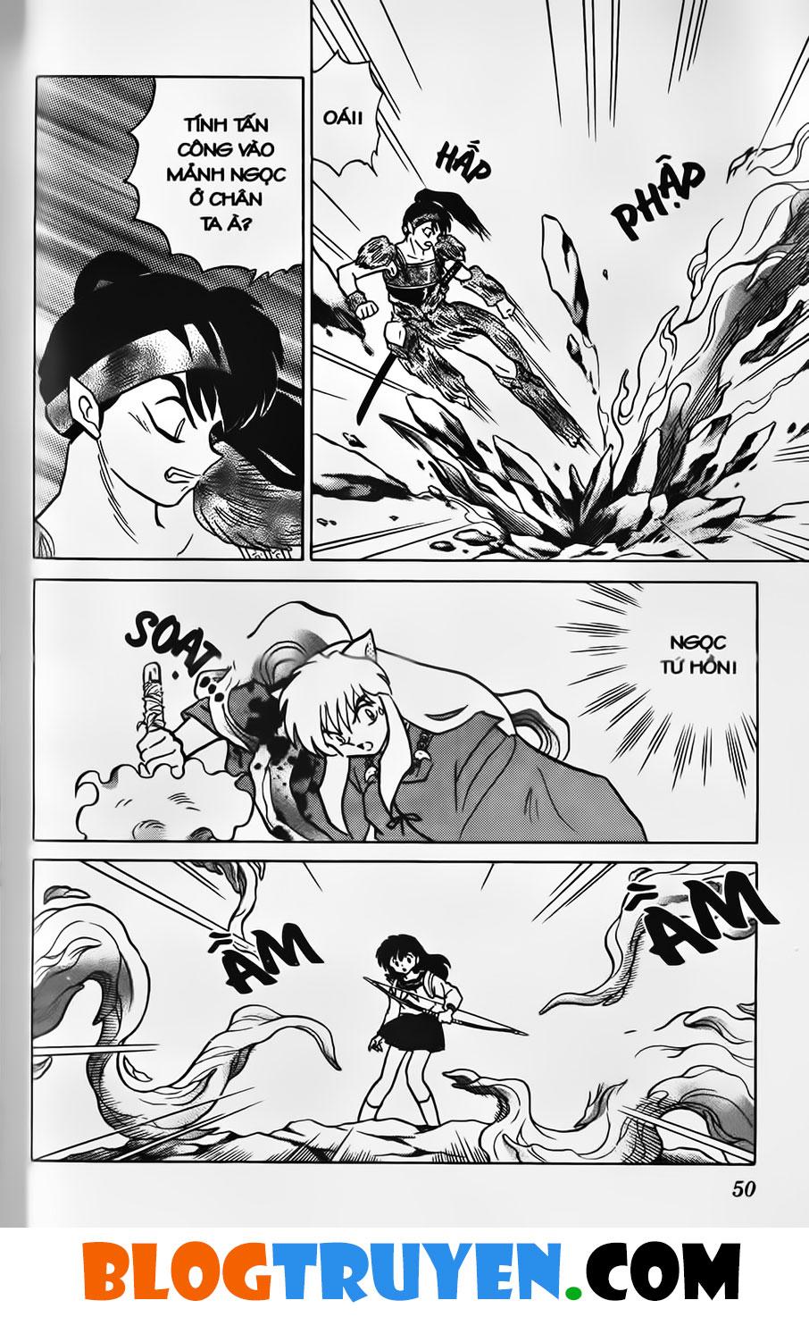 Inuyasha vol 35.3 trang 11