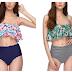 Amazon: $6.90-7.50 (Reg. $22.99-24.99) Women's Two-Piece Bathing Suit!
