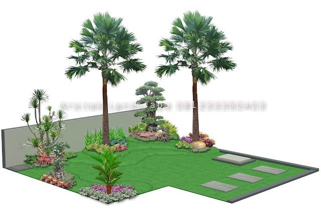 Jasa Desain Taman Dan Pembuatan Taman