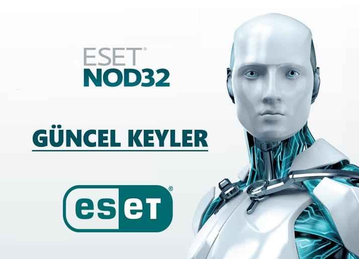 Eset Smart Security - Nod32 Serial Güncel Key - Herkez ...