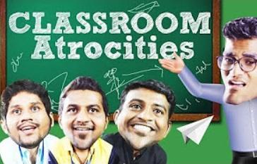 Class Room Atrocities | Random Videos 6 | Black Sheep