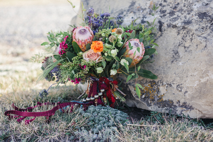 Montana Wedding Flowers / Photography: Kacie Q. Photography / Styling + Flowers: Katalin Green /