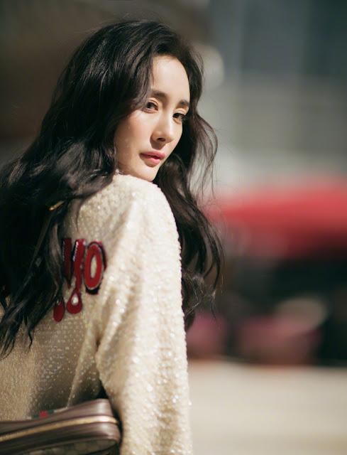 Yang Mi breaks silence on fake donation scandal