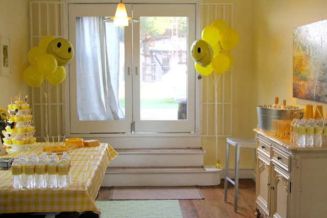 my little sunshine decor