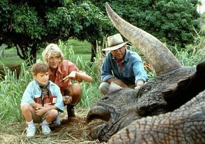 """""""Парк Юрского периода"""" 1993 г. реж. Стивен Спилберг"""