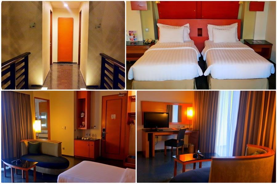 Ruang Kamar Novotel Palembang